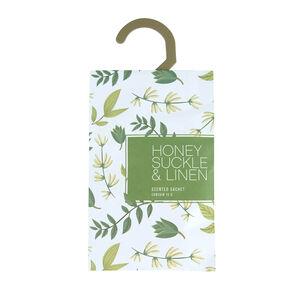Honeysuckle & Linen Fragrance Sachet
