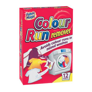 Fabric Magic Colour Run Remover Fabric Sheets