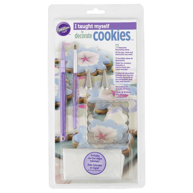 I Taught Myself Cookie Book Set