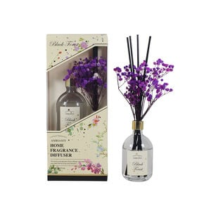 Ambianti Dried Flower Black Forest Reed Diffuser