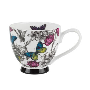 Sandringham Oxford And Thyme Butterfly Mug