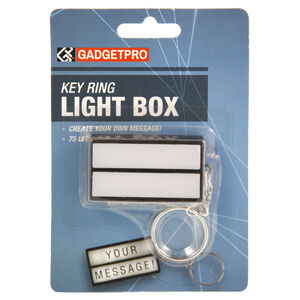 Gadgetpro Small Light Box Keychain