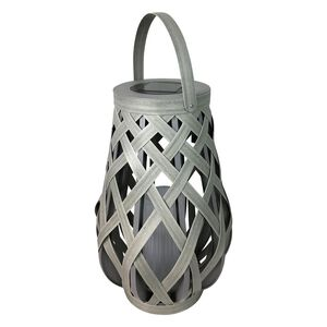 Small Sorrento Rattan Lantern