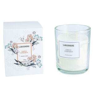 Larchmere Simple Comforts Scented Candle