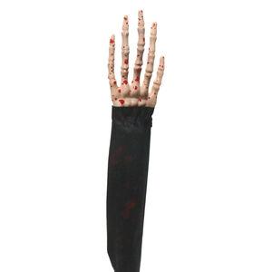 Halloween Skeleton Hand Ground Stake