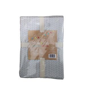 Two Tone Duck Egg/Grey Tablecloth 140cm x 180cm