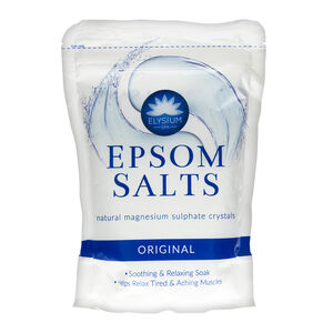 Elysium Spa Epsom Salts Original Muscle Soak 450g