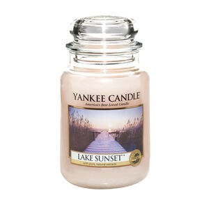 Yankee Candle Lake Sunset Large Jar