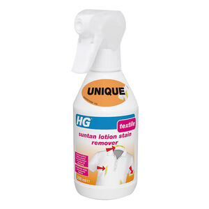HG Suntan Lotion Stain Remover 250ml