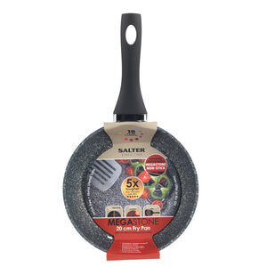 Salter Megastone Frying Pan 20cm