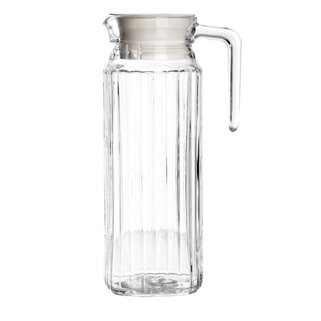 Essentials Glass Fridge Jug 1.1 Litre