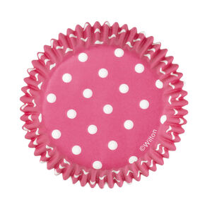 Wilton Cake Case 75Pc Pink