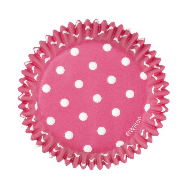 Wilton Cake Case 75Pc Pink