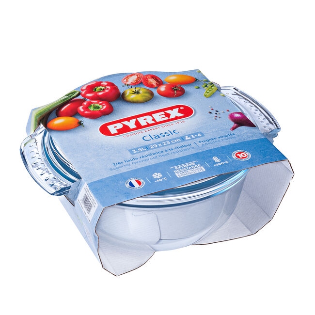 Pyrex Classic Casserole Dish 2.5L (3.5)L