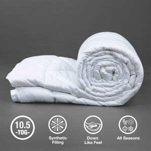 Soft As Down Duvet Single