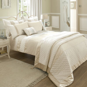 SINGLE DUVET COVER Classic Velvet Cream