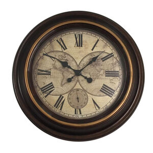 Olde World Wall Clock 23""