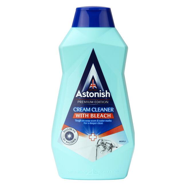 Astonish Premium Cream Cleaner with Bleach 500ml
