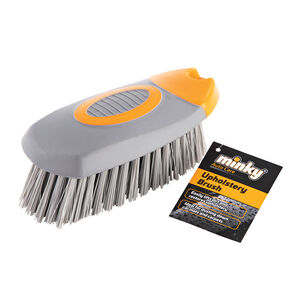 Minky Auto Care Upholstery Brush