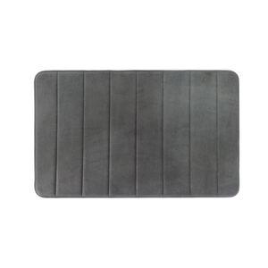 Memory Foam Steel Bath Mat 50 x 80