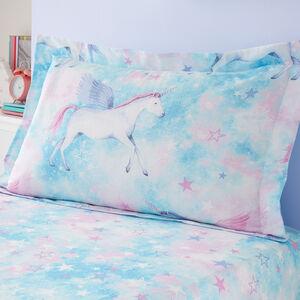 Mystical Unicorn Oxford Pillowcase Pair