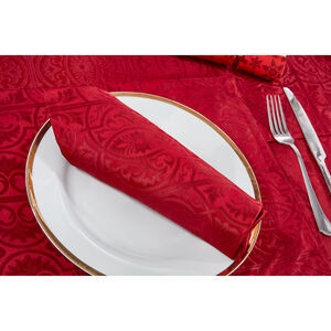 Gatsby Damask Napkins - 4 Pack