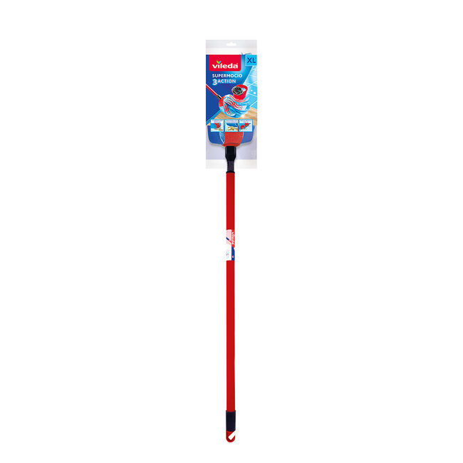 Vileda SuperMocio Mop and Handle