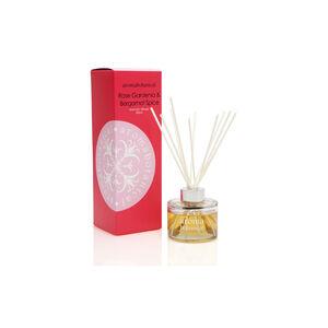 Rose Gardenia & Bergamot Reed Diffuser