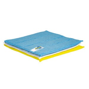 Flash Microfibre Cleaning Pads 3 Pack