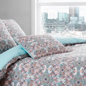 Dynasty Cushion Grey 30cm x 50cm