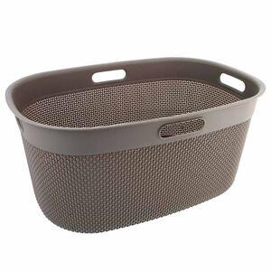 Filo Laundry Basket Taupe