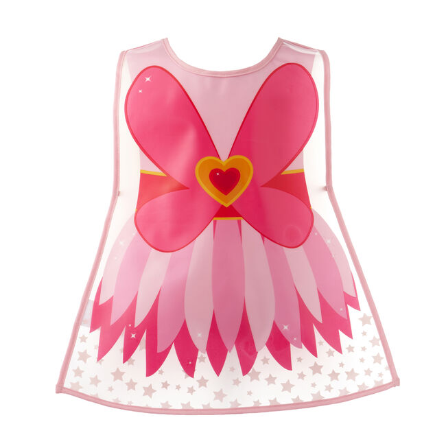 Fairy Princess Apron Pink