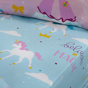 PRINCESS DREAMLAND Junior Bed Fitted Sheet