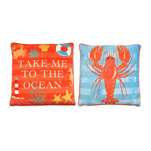 Take Me To The Ocean Cushion Cover 45x45cm