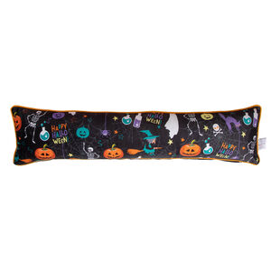 October 31st Draught Excluder 22 x 90cm