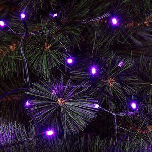 240 PURPLE LED String Lights