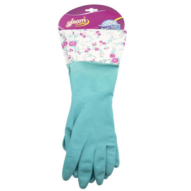 High Quality Latex Gloves Green