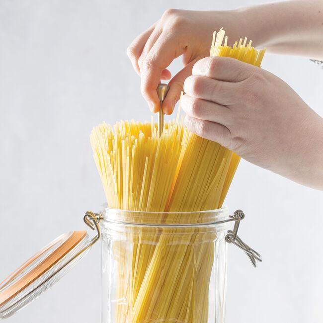 Kilner Facetted Spaghetti Dispenser