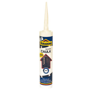 Durabond Decorators Caulk Cartridge 300ml