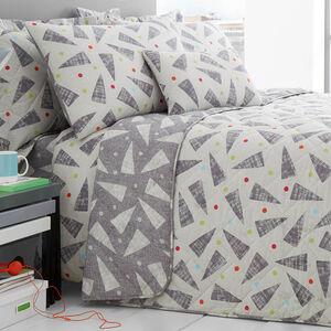 Gus Multicoloured Bedspread 220cm x 220cm