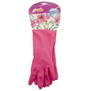 High Quality Latex Gloves Pink