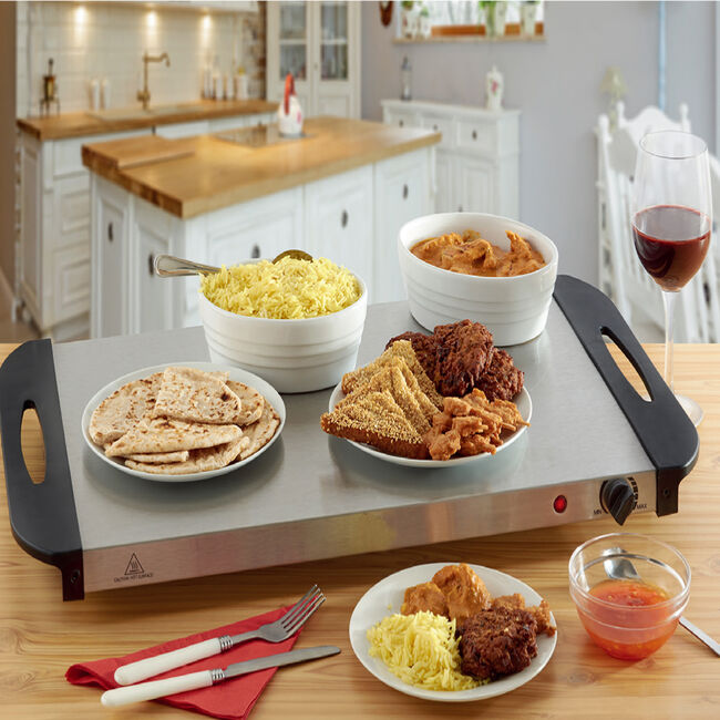 Nordhaus Buffet Server Dual Purpose With Hotplate