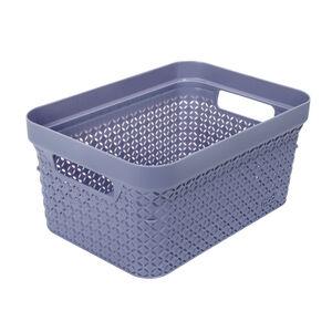 Ezy Mode Small Basket Soft Violet 5L