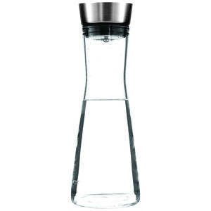 Glona Curve Glass Carafe 750ml