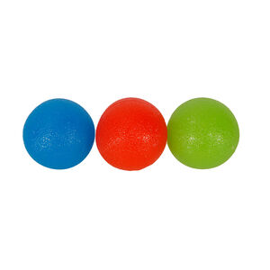 Body Go Tension Resistance Grip Balls 3 Pack