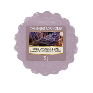 Yankee Candle Dried Lavender & Oak Tart