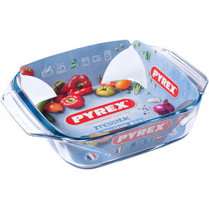 Pyrex Optimum Square Roaster 29cm x 23cm