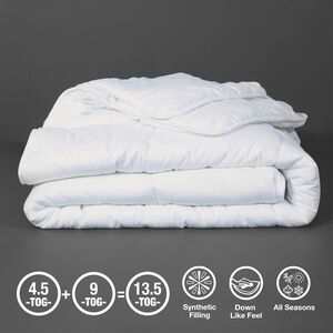 Four Seasons Duvet Double