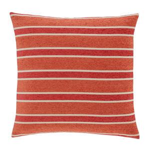 Sarah Stripe Terra Cushion 58cm x 58cm