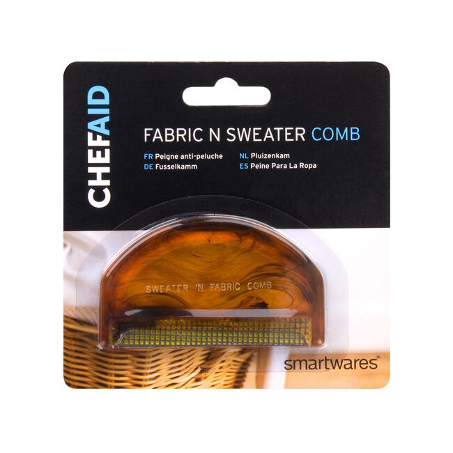 Chef Aid Fabric and Sweater Comb